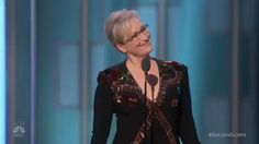 """Donald Trump Calls Meryl Streep """"Hillary Lover"""" After Her Golden Globes Speech  The president-elect fired back at the Cecil B. DeMille Award winner's well-received speech.  read more"""