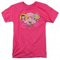 Jug Life Adult Work Shirt Archie Comics