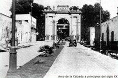 Arco de la Calzada.