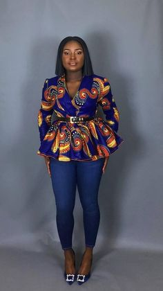 The Absolute Best African styles + Where to Shop African Fashion You can never have too many African print clothes. This is a roundup of the absolute best African styles right now plus details on where to get them. African American Fashion, Latest African Fashion Dresses, African Print Dresses, African Print Fashion, Africa Fashion, African Dress, African Print Peplum Top, Ankara Peplum Tops, Ankara Blouse