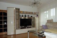 obývačka Teno vanilka vysoký lesk, Furniture, Home Decor, Homemade Home Decor, Home Furnishings, Decoration Home, Arredamento, Interior Decorating