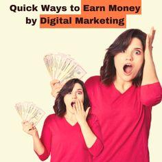 Facebook Marketing, Social Media Marketing, Digital Marketing, Ways To Earn Money, Advertising