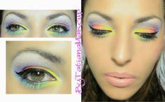 GANADORA Concurso The color Workshop y MakeupInRose (Motivo: Colores)