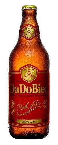 Cerveja DaDo Bier Red Ale, estilo American Amber Ale, produzida por DaDo Bier, Brasil. 5.3% ABV de álcool.