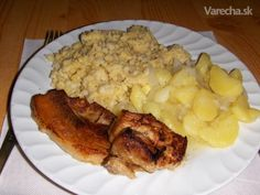 Netradičná kombinácia - fotorecept - Recept French Toast, Breakfast, Food, Morning Coffee, Essen, Meals, Yemek, Eten