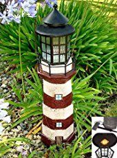 DIY Clay Pot Lighthouse – The Owner-Builder Network