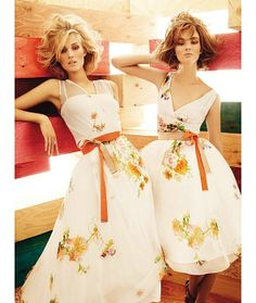 Wind-Blown Bouffants - The Max Mara Studio Spring/Summer 2012 Ad Campaign Showcases Crazy Coifs (GALLERY) #fashion #fashioneditorial #model #pose