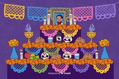 Fiesta Theme Party, Party Themes, Catrina Costume, Wonder Woman Drawing, Day Of Death, Mexico Culture, Halloween Wallpaper Iphone, Fete Halloween, Mexican Party