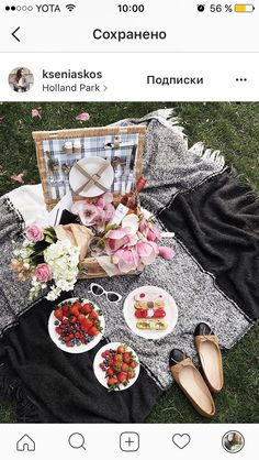 Picnic Time, Summer Picnic, Picnic Parties, Weekend Style, Coffee Cafe, Food Presentation, Summertime, Food Photography, Christmas Gifts