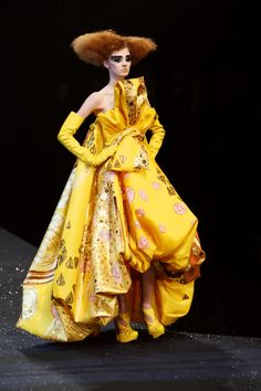Christian Dior Spring 2008 Haute CoutureJohn Galliano