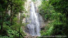 Cachoeira do Rio Taquaral (Cachoeira do Maratá) entre as comunidades do Avencal e Maratá em Porto União - Santa Catarina - Brasil.