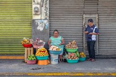 Bananas, oranges, mangos and more by Steve Hancock on 500px