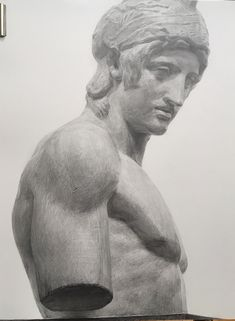Drawing Poses, Drawing Sketches, Drawings, Sketching, Anatomy Sculpture, Sculpture Art, Basic Drawing, Figure Drawing, Texture Sketch