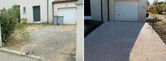 Constans Paysage est spécialisée dans la création d'allées en dalles stabilisatrices de gravier (type nidagravel). En voici quelques exemples…