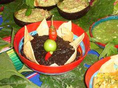 Comida rica mexicana