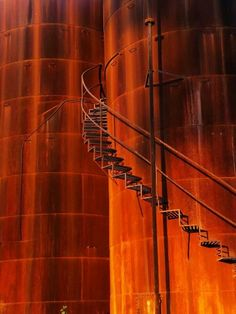 A compilation of colourful photos that are of interest to me. I hope you enjoy them also. Red Spice, Potters Clay, Scenery Photography, Terracota, Rusty Metal, Stairway To Heaven, World Of Color, Metallic Colors, Color Pallets