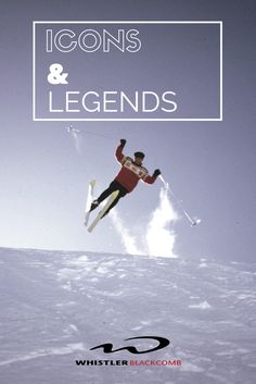 Many unique people have been pushing the boundaries for more than 50 years at Whistler Blackcomb. Click on the image to learn more about the individuals that have shaped Whistler's history.