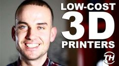 Joseph Morris Discusses a Future with Personal Fabrication Technology #3dprinting #technology trendhunter.com