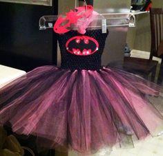 Batman tutu dress, newborn-4 yo by TutusByChrissy on Etsy