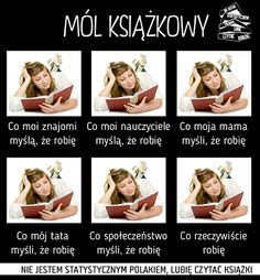 Zdjęcie użytkownika Nie jestem statystycznym Polakiem, lubię czytać książki. I Love Books, My Books, Forever Book, World Of Books, Hush Hush, Back To School, Tv Series, Fangirl, Poems