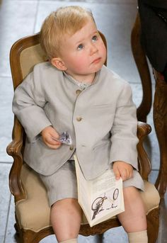 Mrs Olsen favorite grand child Carlos Matthew Philip Olsen at his sister christened Royal Princess, Crown Princess Mary, Baby Princess, Princess Charlotte, Denmark Royal Family, Danish Royal Family, Prince Christian Of Denmark, Prince George Alexander Louis, Danish Royalty