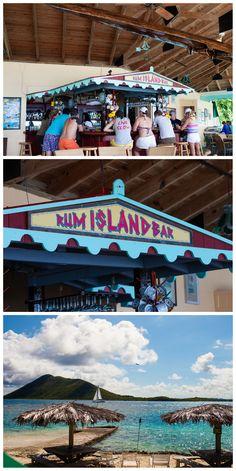 BVI Trip Report Part Two: Marina Cay