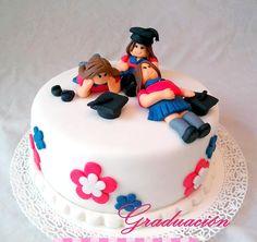 Torta de Graduación Graduation Cake