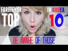 FOREIGNER IN KOREA | 10 TOP AVOID MISUNDERSTANDING | EMIKR