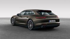New 'Shooting Brake' Porsche Panamera Sport Turismo To Reach European Dealers This Year
