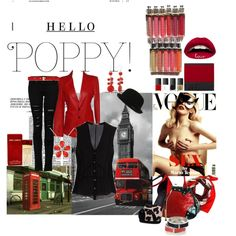 Ive never been to London by natania-dydell on Polyvore