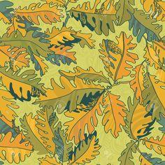 Картинки по запросу графическая стилизация листьев
