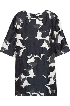 Chloé oversized floral-jacquard top #THEOUTNET #WeddingBelles #Chloe
