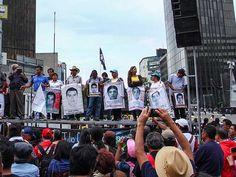 A dos años del caso Iguala, familiares anuncian movilizaciones