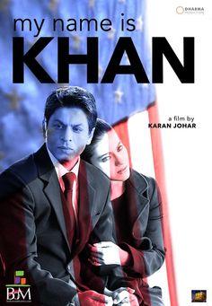 Shah Rukh Khan SRK ShahRukh Khan Kajol #Kajol #MyNameIsKhan #Fashion #Style #Bollywood #India #ShahRukhKhan #MoviePoster