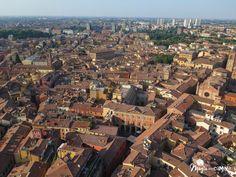 Vista de un sector de Bologna.