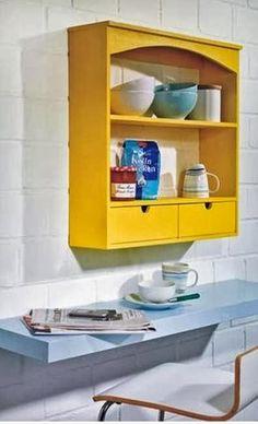 Armário para Cozinha - DIY - *Decoração e Invenção*
