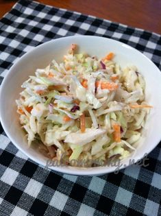 Paleo Mommy : Sweet Apple Slaw . . .  Made this 4/10/16. Very good slaw. It's a bit on the tart side but the flavor seems to mellow after it sits for a while. It's a really tasty slaw that quick and easy to throw together. ~ Becky