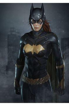 Batgirl Batman Knight Jacket