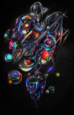 Digital art selected for the Daily Inspiration #1355