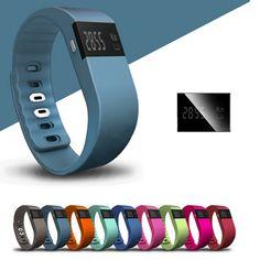 Bluetooth Bracelet Smart Watch Wristband Fitness Sports Sleep Monitor Watch