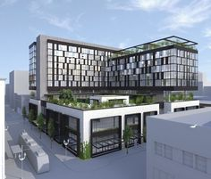 new hotel architecture - Google-haku