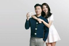 The ever popular 'Monday Couple' from 'Running Man', Gary and Song Ji Hyo, have clinched an endorsem