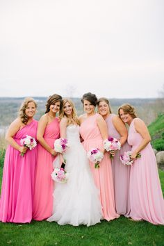 Keri + Matt | A Romantic Classic Wedding - www.theperfectpalette.com - Color Ideas for Wedding + Parties!