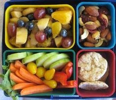 This is one Bento Box lunch we can do