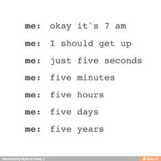 This describes me so well.