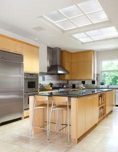 Falling Brook - modern - kitchen - austin - Kailey J. Flynn Photography