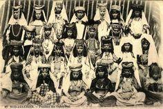 Femmes des Ouled-Naïl