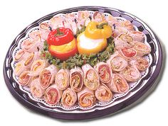 PARTY PLATTER IDEAS | Party Trays