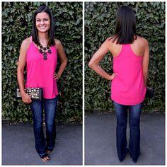Barbie Party Razor Tank (I have a shirt kinda like this)