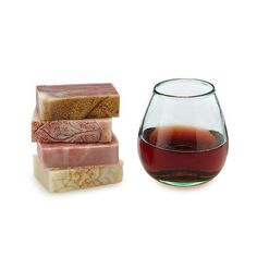 Look what I found at UncommonGoods: Wine Soaps - Set of 4 for NZD